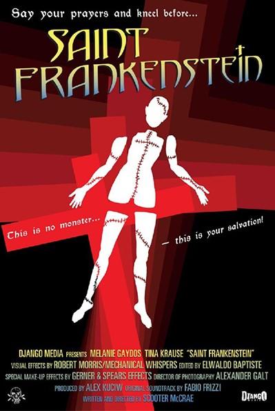 Saint Frankenstein Poster