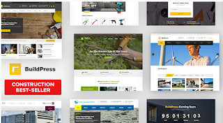 BuildPress тема WordPress