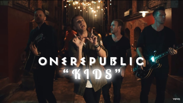 Lirik Lagu Kids OneRepublic dan Terjemahan