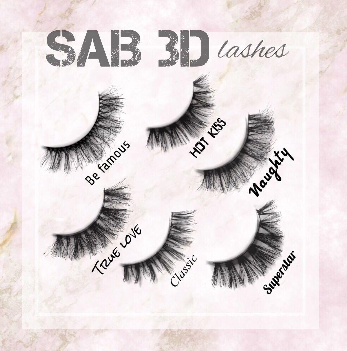 Review Sab 3d Lashes Difunakan