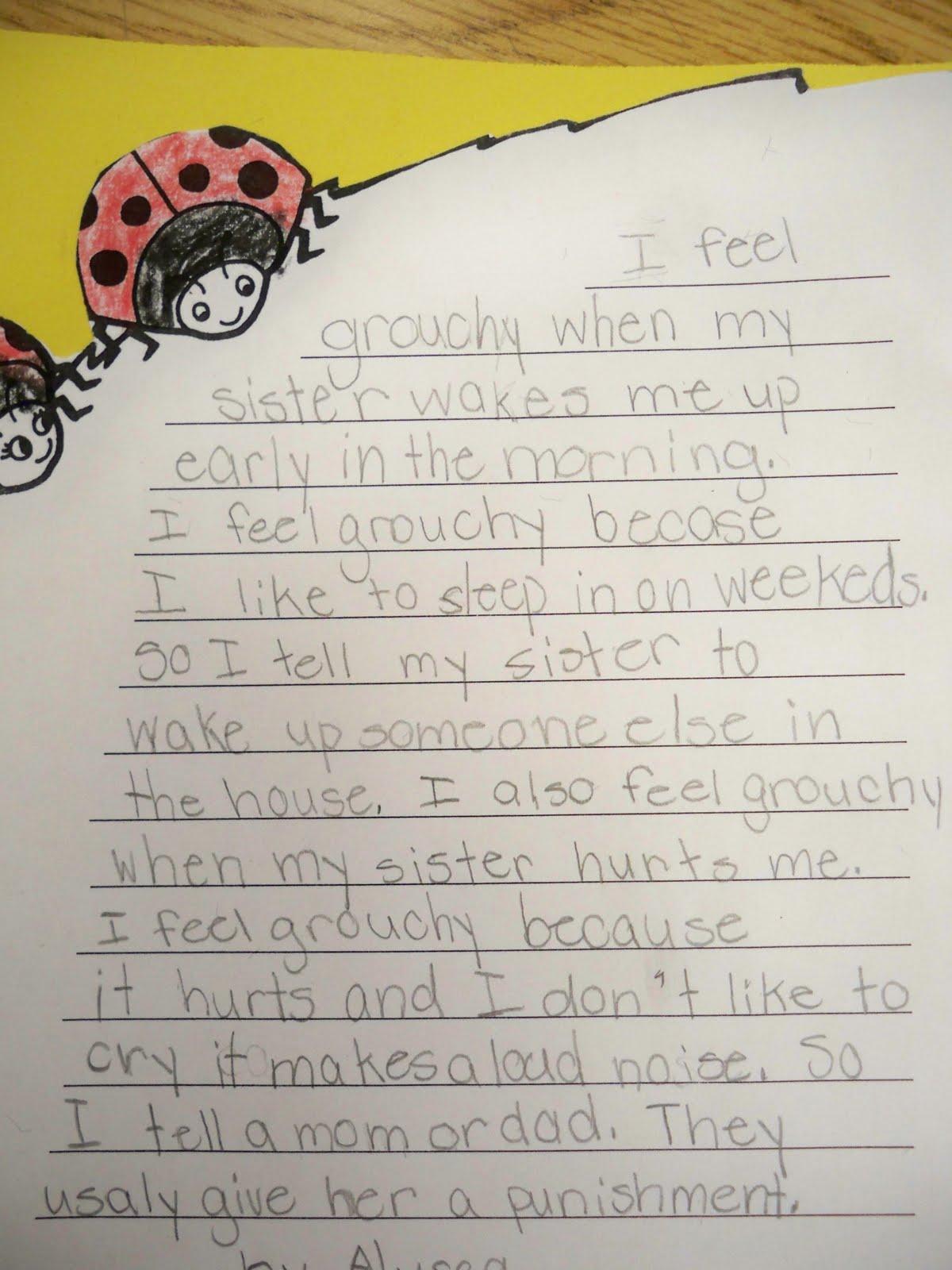 First Grade Best Ladybug Fun