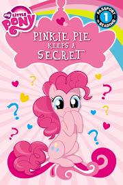 MLP Pinkie Pie Keeps a Secret Book Media