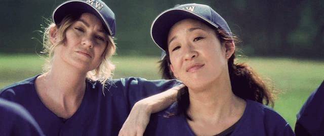 Eu Sempre Disse Que Seria Mais Feliz Meredith Grey: Top 10: Motivos Para Assistir Grey's Anatomy
