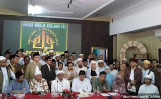 Deklarasi Persaudaraan Umat Islam Tolak Pembubaran FPI