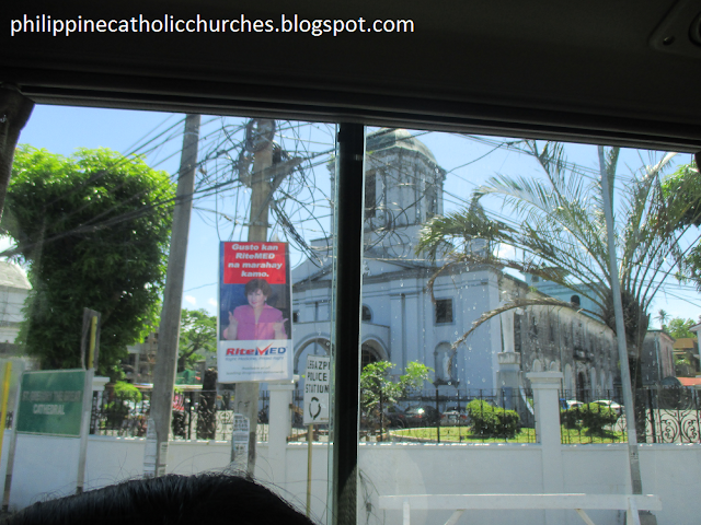 CATHEDRAL OF SAINT GREGORY THE GREAT, Legazpi City, Albay, Philippines