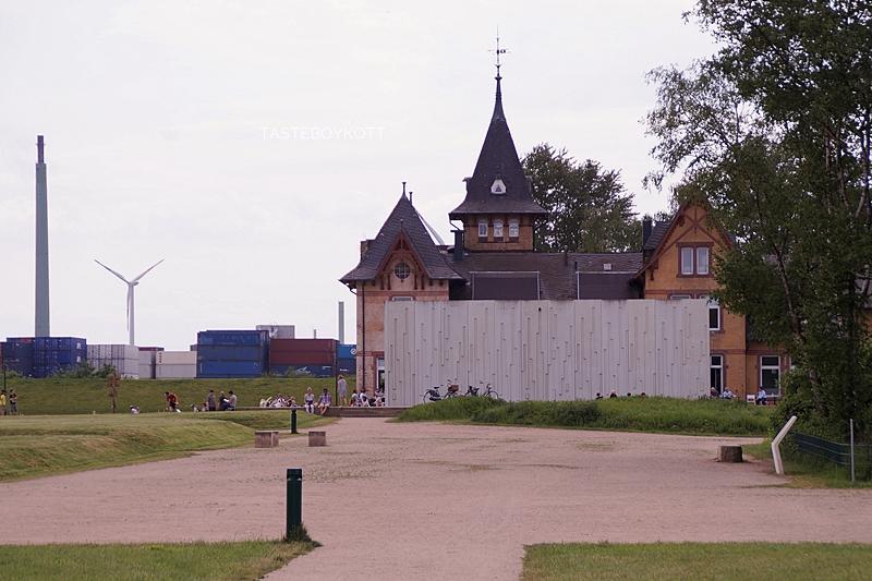 Ausflugstipp: Museum, Café und Veranstaltungsort auf der Anlage der Stiftung Wasserkunst Elbinsel Kaltehofe, Hamburg