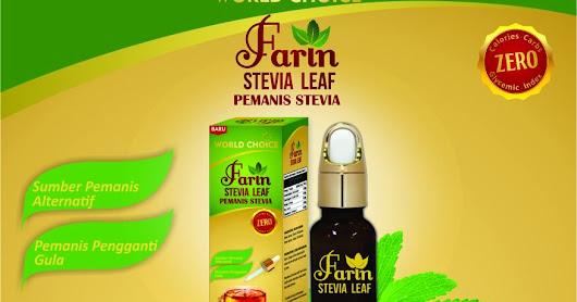 Kebaikan Pemanis Stevia