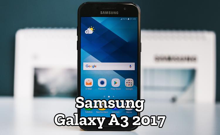 Full Review: Spesifikasi dan Harga Samsung Galaxy A3 2017