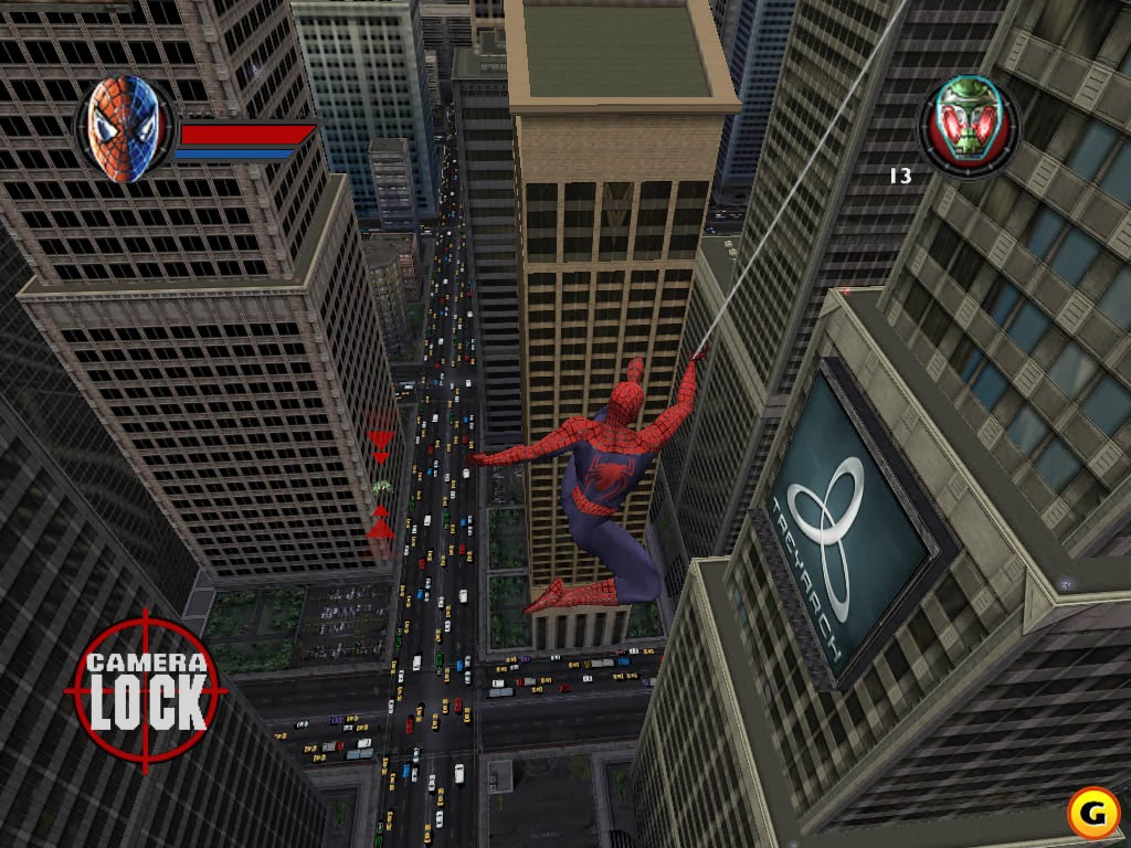 Spiderman 1 PC Game