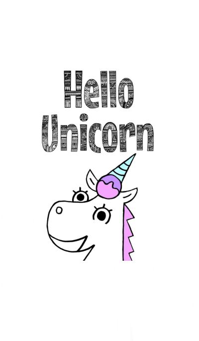 Hello Unicorn