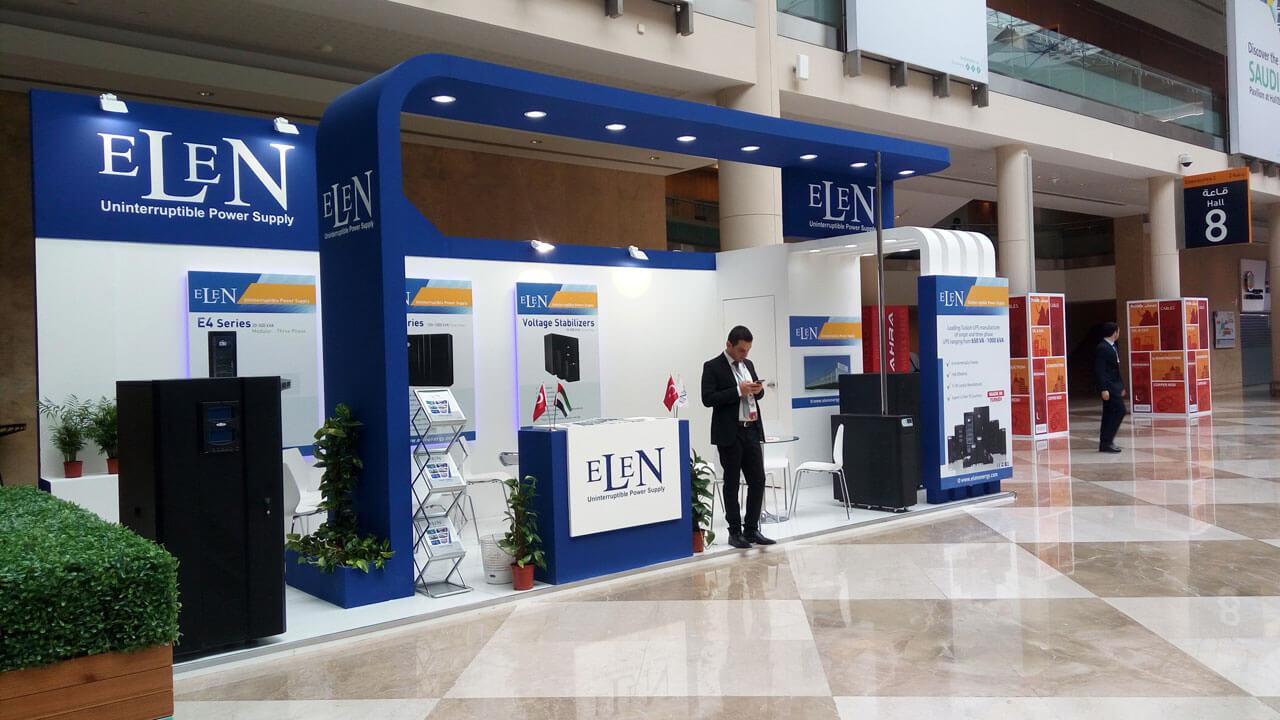 Exhibition Stand Builders In Uae : Exhibition stand company dubai