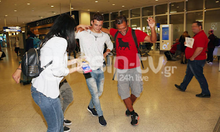 Survivor 2: Συγκίνηση, φιλιά και χορός μετά την άφιξη του Στέλιου Κρητικού στο αεροδρόμιο