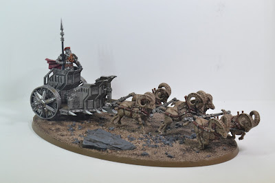 Iron Hills Chariot (WIP)