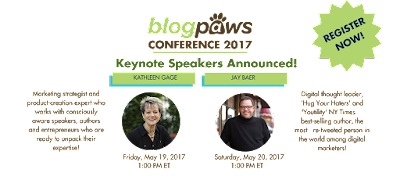 Gain Social Media and Blogging insights from BlogPaws Conference Keynote Speakers