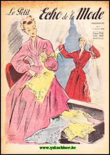 La mode des années 1950, magnifique