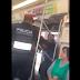 Policías bajan del vagón a señor con discapacidad por que estaba en la sección de mujeres (Video)
