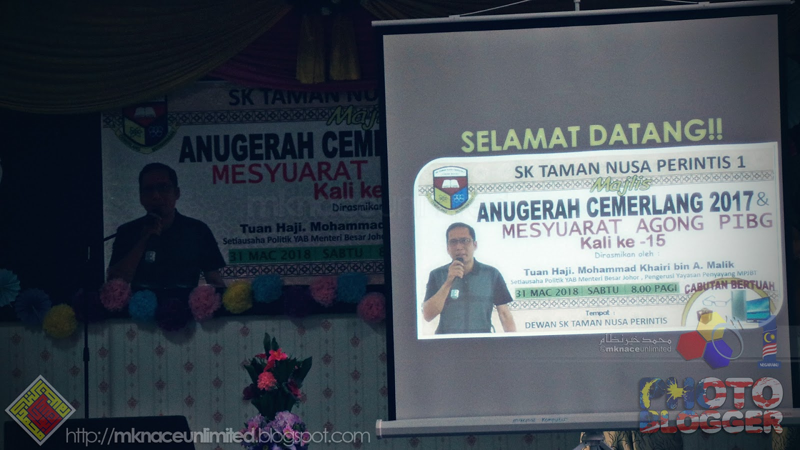 Sk Taman Nusa Perintis Majlis Anugerah Cemerlang 2017 Mesyuarat Roti Tissue By Canai Ikhwan Gh Corner Mks Lepak Menanti