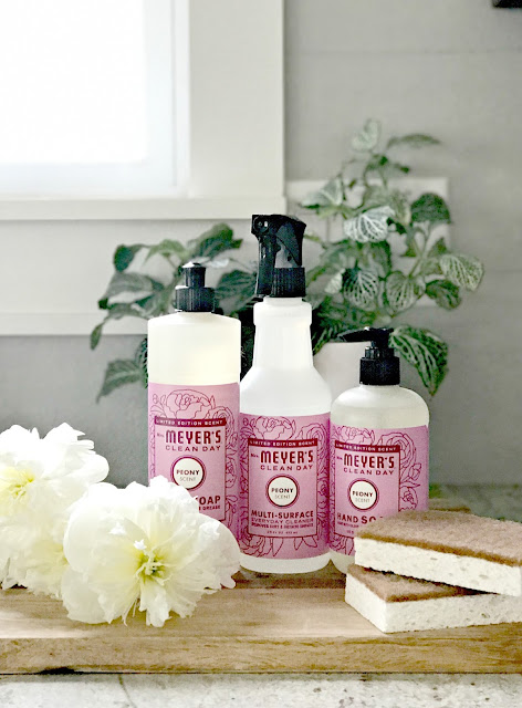 Spring Clean With Mrs Meyer S From Thrifty Decor Chick