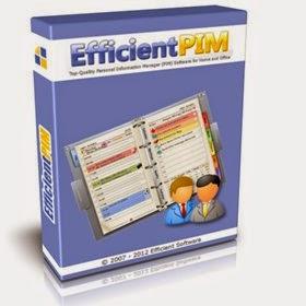 Efficient PIM Pro Portable 中文免安裝版 | 日程管理