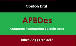 Anggaran Pendapatan dan Belanja Desa (APBDes).