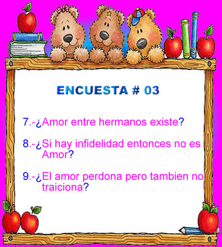 Preguntas De Amor De Parejas Encuesta Frases De Amor Pensamientos Y Reflexiones