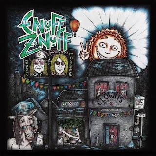 """Το τραγούδι των Enuff Z'Nuff """"She Makes It Harder"""" από τον δίσκο """"Clowns Lounge"""""""