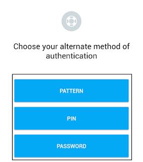 Nama aplikasi ini adalah Pengenalan Wajah AppLock dan hadir di Google Play Store Cara mengunci / membuka FaceSpace di WhatsApp dengan APPlock