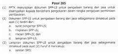 Antara SPP-LS dan Berita Acara Pemeriksaan Administrasi Pekerjaan oleh PPHP