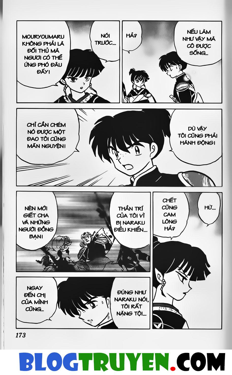Inuyasha vol 37.10 trang 6