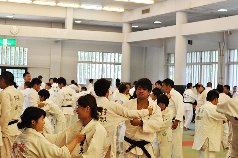 Judo w Osace