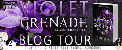 http://www.chapter-by-chapter.com/tour-schedule-violet-grenade-by-victoria-scott-presented-by-entangled-teen/