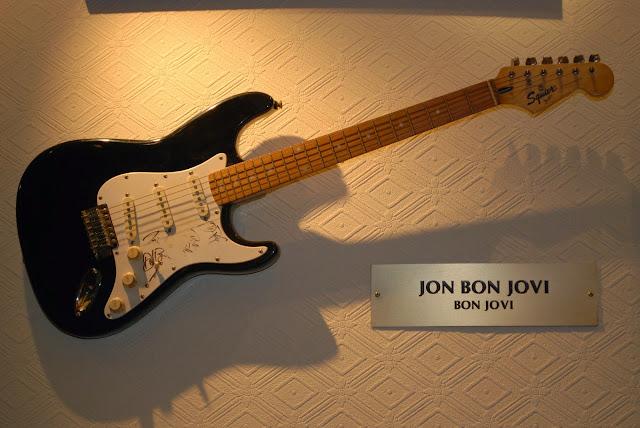 Visite o Hard Rock Cafe, em Las Vegas