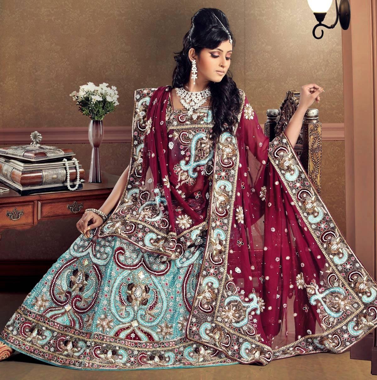 Wedding indian dresses designer new photo