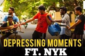Depressing Moments | Soma Banam | Nee Yaaruda Komali