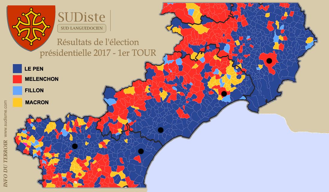 Couleur politique du Languedoc
