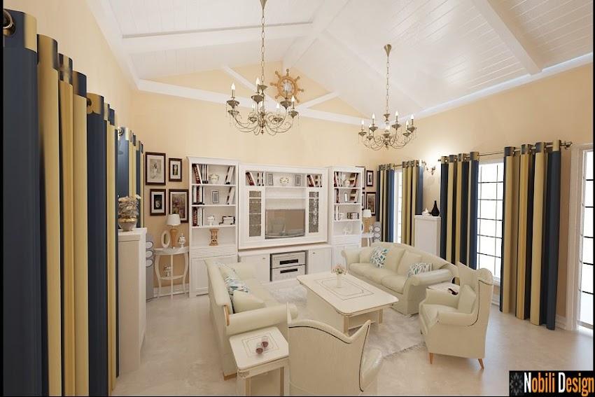 Design interior casa clasica Sibiu - Amenajari interioare vile