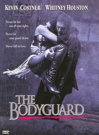 The Bodyguard (1992) 720p BRRip