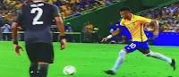 El golazo de Neymarde de tiro libre