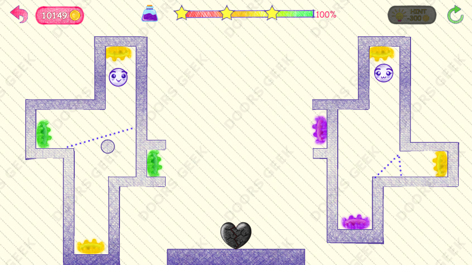 Love Story Level 54 Solution, Cheats, Walkthrough for Android, iPhone, iPad and iPod