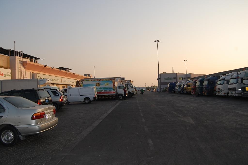 FRUIT & VEGETABLE MARKET, AL AWEER, DUBAI, UAE | dinodxbdino