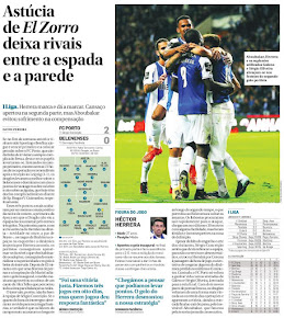 O Blog do David  FC Porto perde dois pontos (e Marega) em Guimarães 50dc35f5fe401