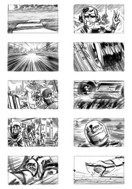 IperDrive - 2016 #shootingboard 01