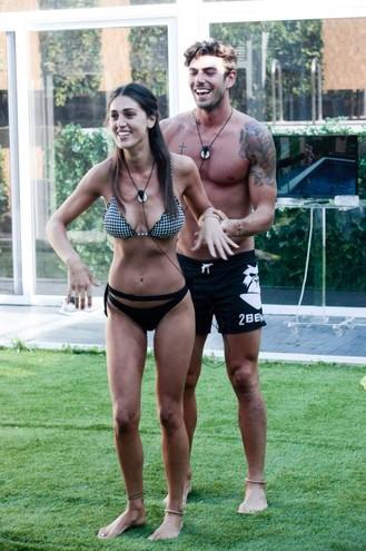 Cecilia Rodriguez Con Ignazio Moser è Vero Amore Loveandtells