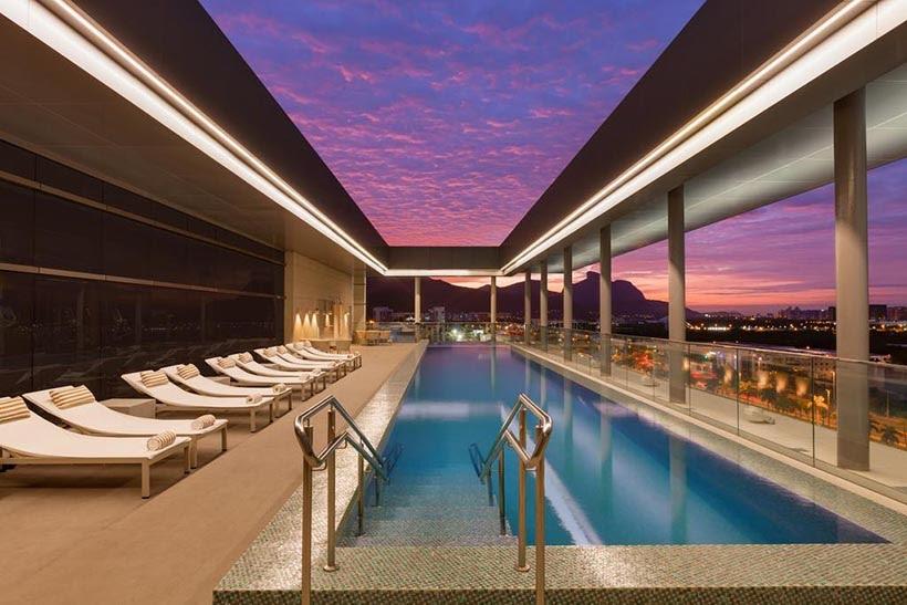 Hilton Barra Rio de Janeiro - Gramado e Campos do Jordão têm os melhores hotéis do Brasil