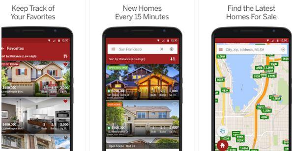 ابحث عن اي عقار او منزل للبيع والآيجار عبر هاتفك الاندرويد فقط