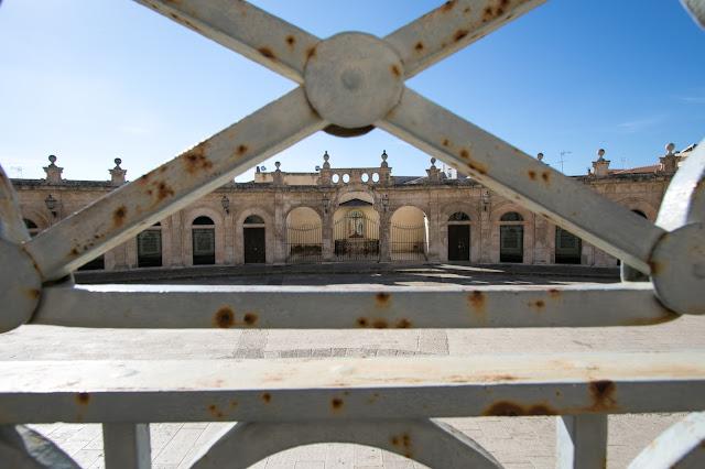 Ispica-Piazza Santa Maria Maggiore