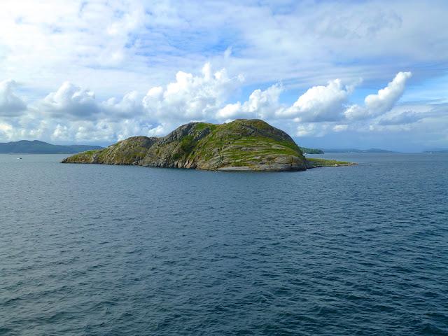 Navegando hacia Stavanger