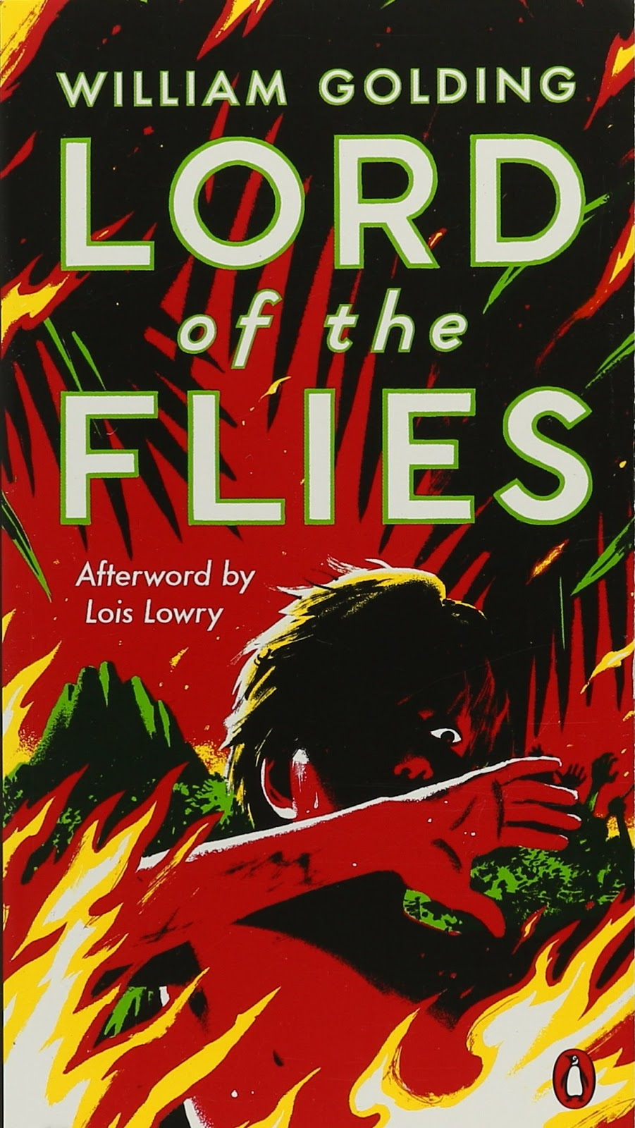 the element of the demons in william goldings the lord of the flies Save beelzebub lord of flies to get e-mail alerts and updates on your ebay feed + beelzebub : lord of the flies - framed 19th century illustration ( demons ) $799.