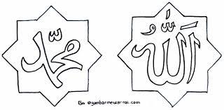 Menikmati Kaligrafi Murni Seni Kaligrafi Islam