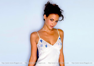josie maran, model, actress, shoulder less, skirt, josie maran vibrancy